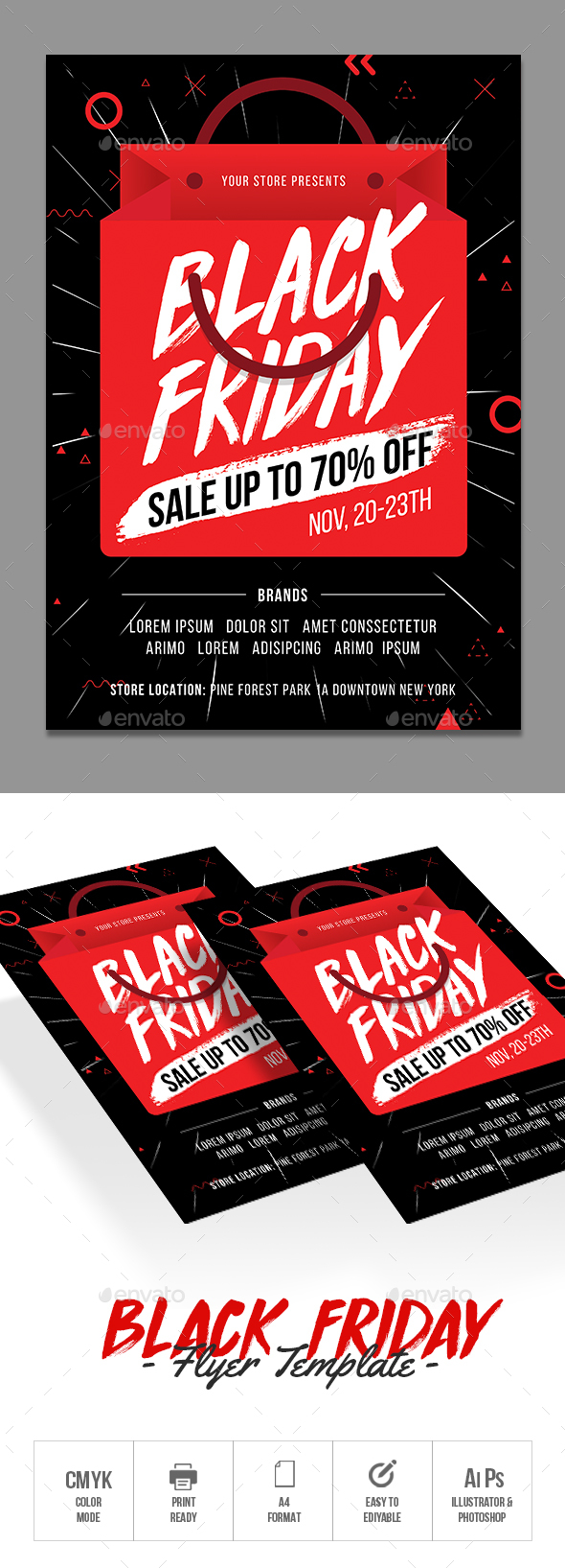 GraphicRiver Black Friday 20955580