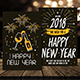 2 New Year Cards - GraphicRiver Item for Sale