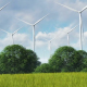 Wind Turbines Energy - VideoHive Item for Sale
