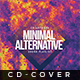 Minimal Alternative - Cd Artwork - GraphicRiver Item for Sale