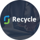 Recycle Pitch Deck Keynote