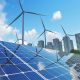 Solar Power Energy - VideoHive Item for Sale