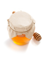 glass jar of honey - PhotoDune Item for Sale