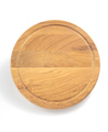 round cutting board on white - PhotoDune Item for Sale