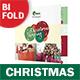 Christmas 2017 Bifold / Halffold Brochure