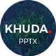 Khuda Powerpoint Template