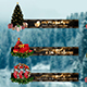 Christmas Luxury Lower Thirds - VideoHive Item for Sale