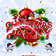 Christmas Party Flyer Vol.1 - GraphicRiver Item for Sale