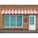 Brick Shop Facade Awning