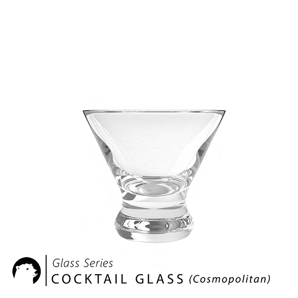 3DOcean Glass Series Cocktail Glass cosmopolitan 20957733