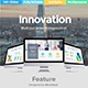 Innovation Company Business Powerpoint Template