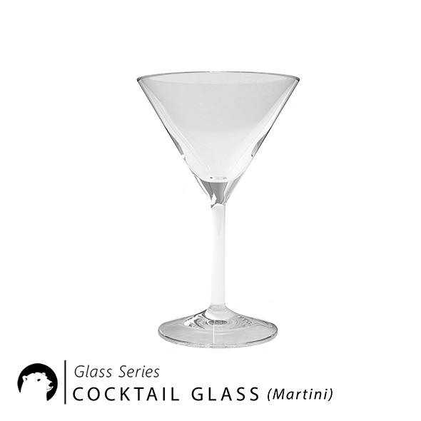 3DOcean Glass Series Cocktail Glass martini 20957760