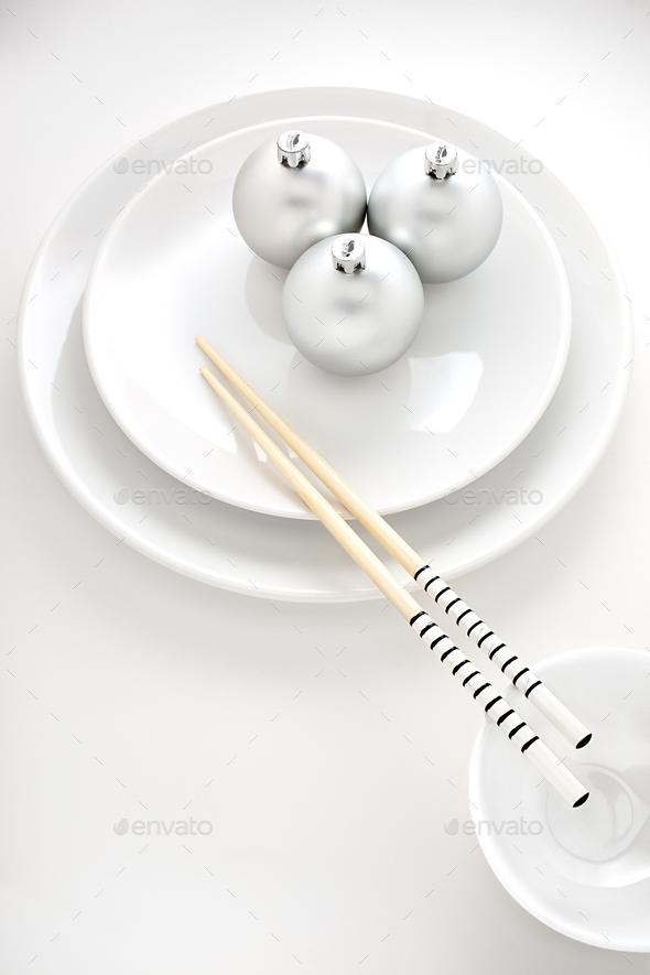 Snow rolls. - Stock Photo - Images