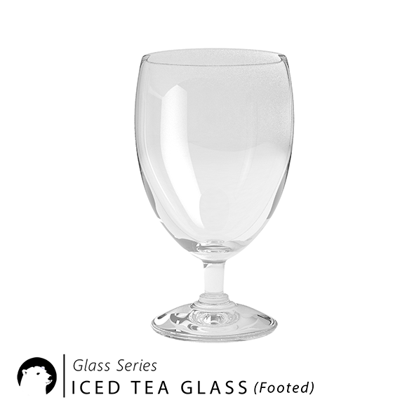 3DOcean Glass Series Iced Tea footed 20957932