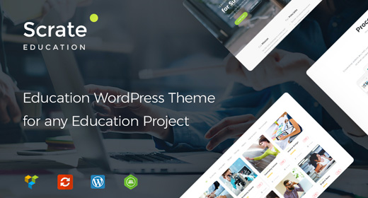 Education LMS WordPress Themes