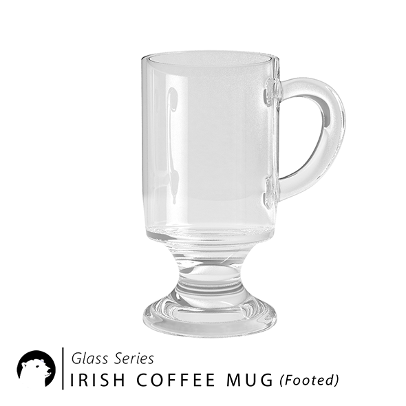 3DOcean Irish Coffee Mug Footed 20957994