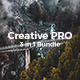 3 in 1 Creative PRO Bundle Keynote Template
