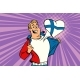 Sports Fan Loves Finland - GraphicRiver Item for Sale