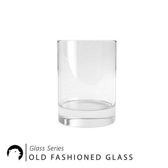 3DOcean Glass Series Old Fashioned Glass 20958094