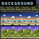 5 Game Backgrounds - GraphicRiver Item for Sale