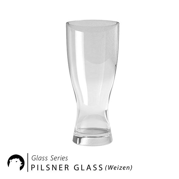 3DOcean Glass Series Pilsner Glass weizen 20958303