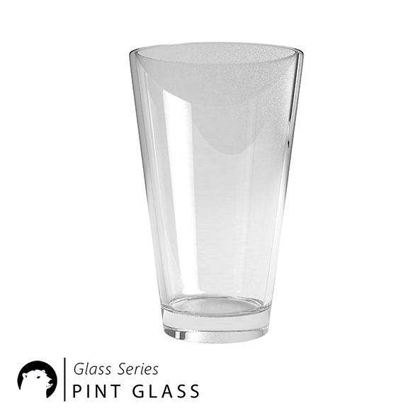 3DOcean Glass Series Pint Glass 20958318