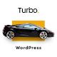 Turbo - Car Rental System WordPress Theme