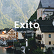 Exito Creative Google Slide Template - GraphicRiver Item for Sale