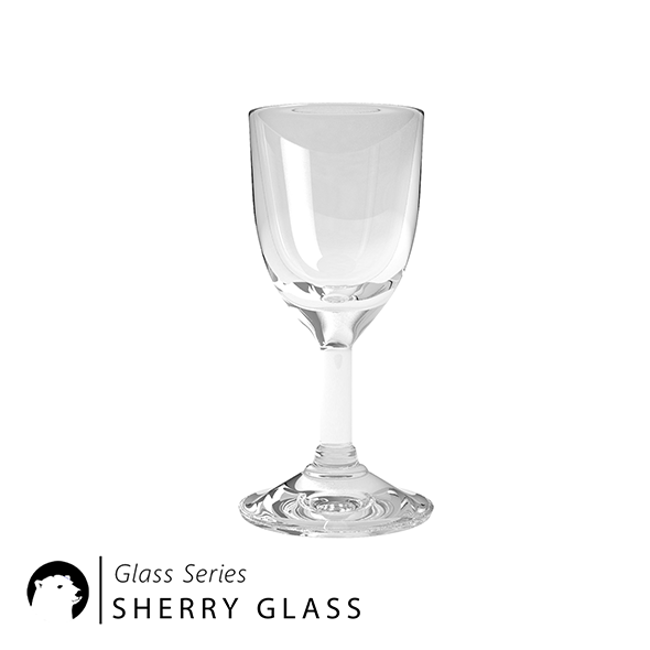 3DOcean Glass Series Sherry Glass 20958382