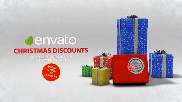 VideoHive Christmas Sales 2018 20958831