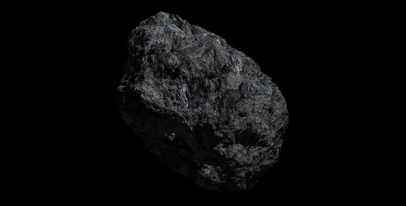 Fantasy Asteroid - 3DOcean Item for Sale
