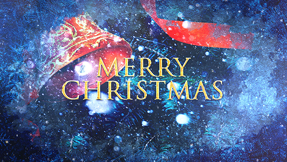 VideoHive Winter Christmas Slideshow 20959680