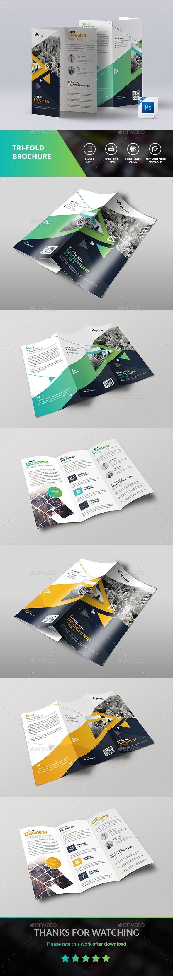 GraphicRiver Brochure 20959792