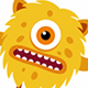 Cute Monster Animation Pack 2 - VideoHive Item for Sale