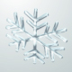 Falling 3D Snowflakes - VideoHive Item for Sale