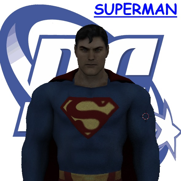 3DOcean Superman 20960178