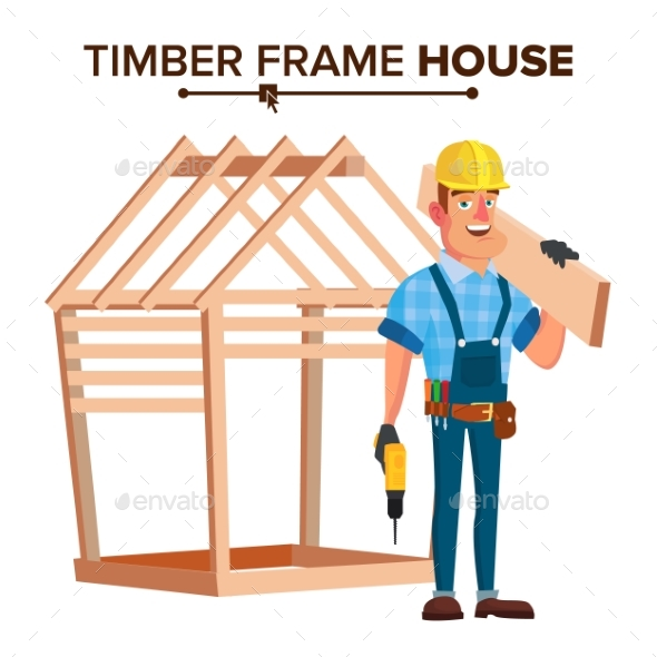 GraphicRiver Builder Timber Frame 20960194
