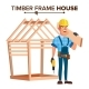 Builder Timber Frame