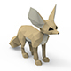 Tiny Fox (Fenek) - 3DOcean Item for Sale