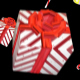 Gift Box Falling - VideoHive Item for Sale