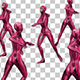 Dancing Robo Women - VideoHive Item for Sale