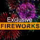 Exclusive Fireworks - VideoHive Item for Sale