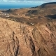 Aerial View of Mirador De Guinate Viewpoint in Lanzarote, Canary Islands, Spain - VideoHive Item for Sale