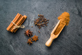 Cinnamon, clove and anise star. - PhotoDune Item for Sale