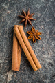 Cinnamon sticks and anise star. - PhotoDune Item for Sale