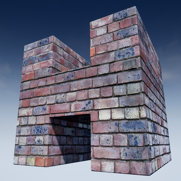 3DOcean Brick Mobile Material Pack 101 20961522