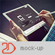 Pad Pro Mockups v6 - GraphicRiver Item for Sale