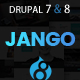 Jango | Highly Flexible Component Based Drupal 7 & 8 Theme
