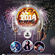 New Year Party Flyer / Poater - GraphicRiver Item for Sale
