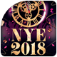 New Years 2018 Flyer Template - GraphicRiver Item for Sale